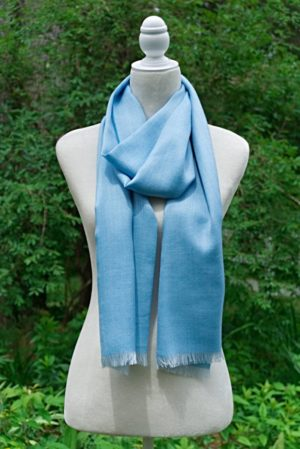 Baby Alpaca and Silk Scarves