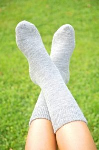 Pinnacle Baby Alpaca Casual Classic Socks