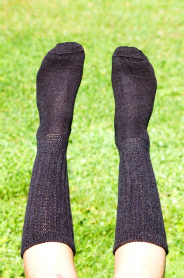 Pinnacle Baby Alpaca Wellness Dress Socks