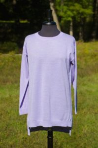 Pure Baby Alpaca Relaxed Tunic