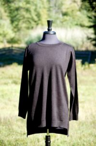 Pure Baby Alpaca Relaxed Runic