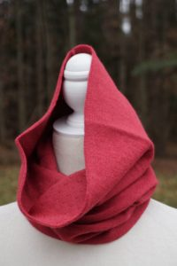 Pure Baby Alpaca Thermal Neck Gaiter