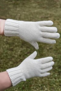 Pure Baby Alpaca Super Warm Gloves