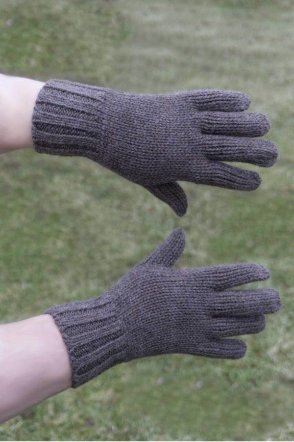 Pure Baby Alpaca Super Warm Gloves