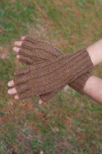 Pure Baby Alpaca Hand Warmers