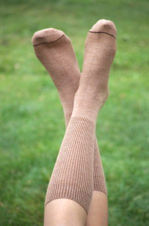 Pinnacle Baby Alpaca Dress Socks
