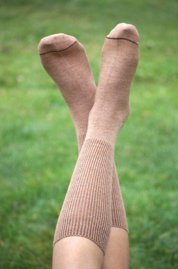 Pinnacle Baby Alpaca Dress Socks