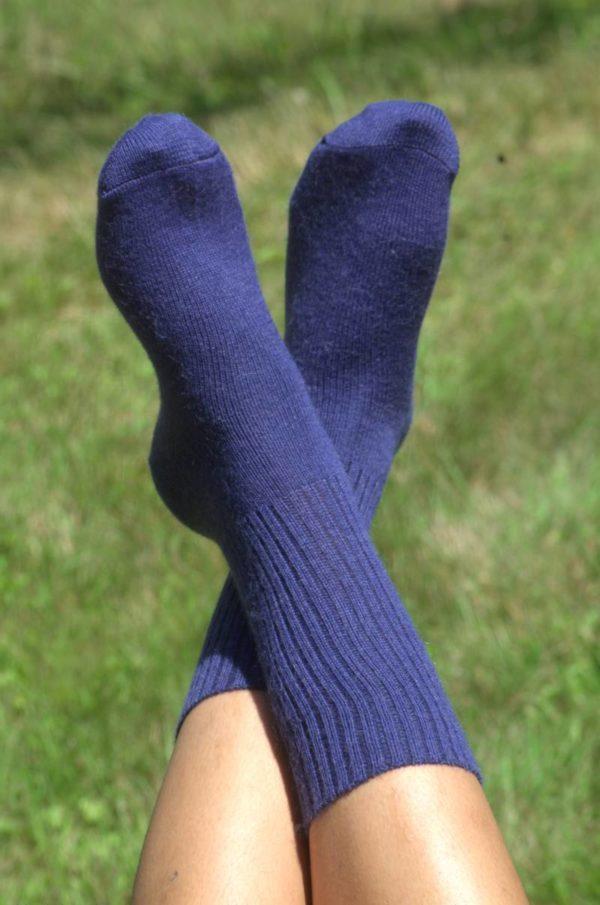 Baby Alpaca Colorful Casual Socks