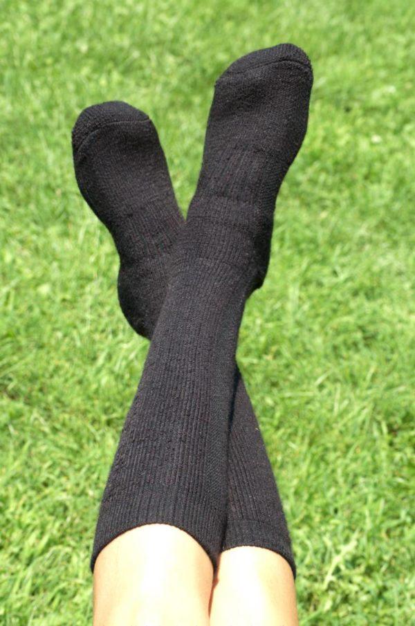 Mt. Caesar's Baby Alpaca Trekking Socks