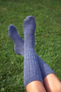 Pinnacle Baby Alpaca Wellness Dress Socks