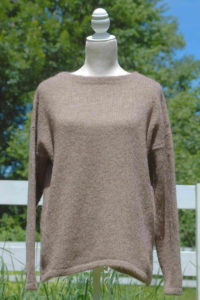 Women's Suri Alpaca Sweater