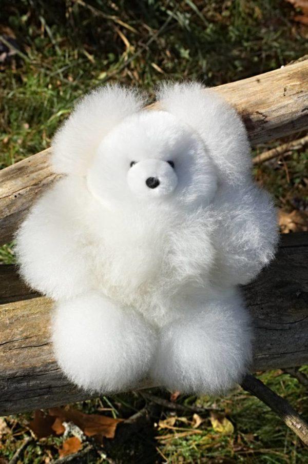 Pure Baby Alpaca 10 Inch Teddy Bear
