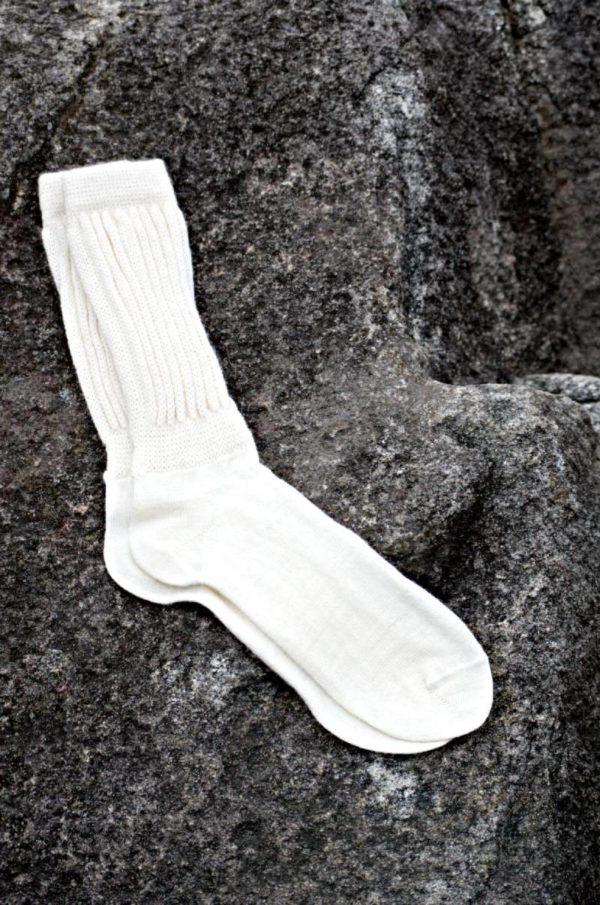 Baby Alpaca Pinnacle Wellness Dress Socks