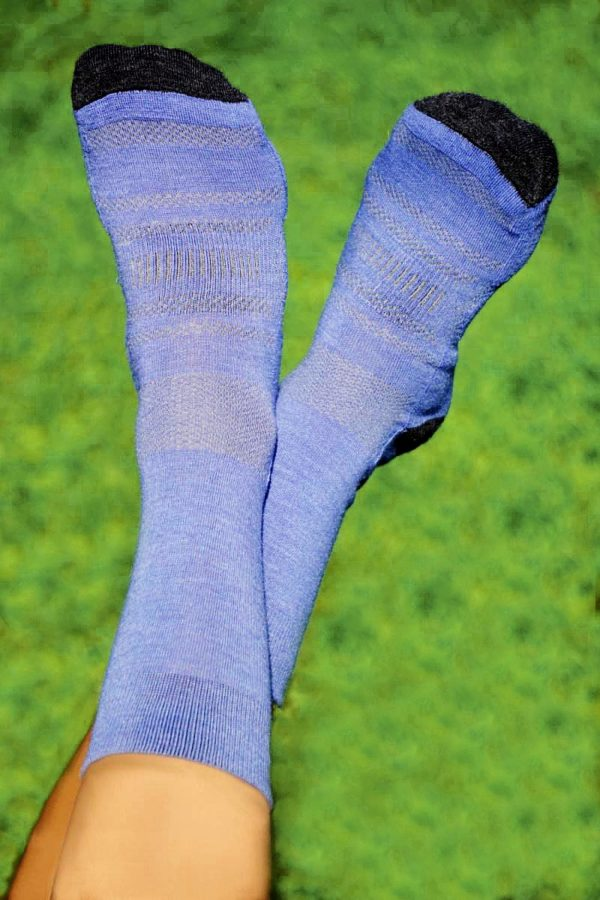 Hi Tech Alpaca Sport Crew Socks