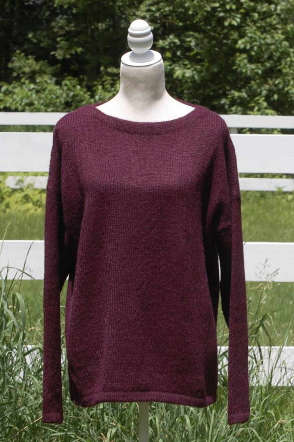 Women's Suri Alpaca Sweater