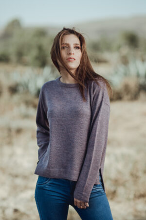 Pure Alpaca Women's Sweater