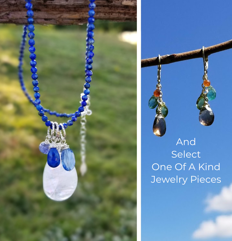 Shop our gemstone jewelry collection