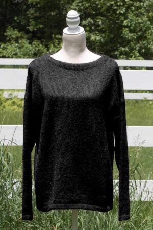 Women's Alpaca Pullover Sweater
