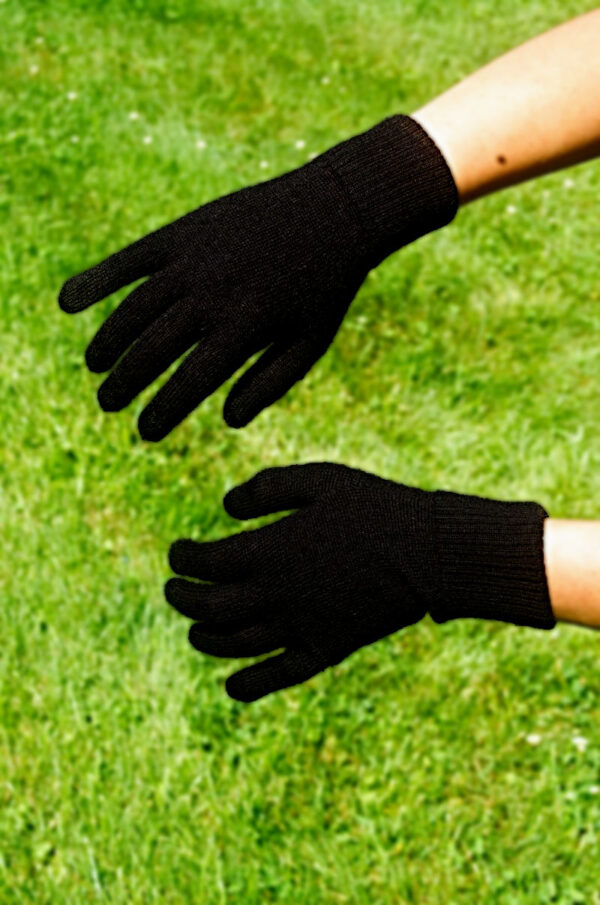 100% Pure Baby Alpaca Sport Gloves