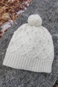 Alpaca Cabled Hat