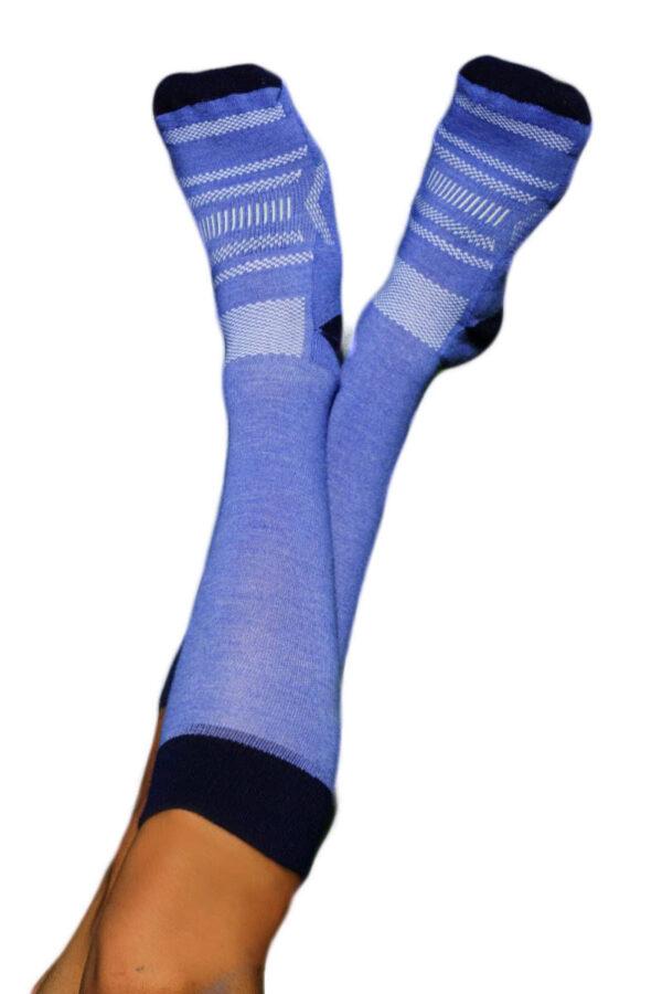 Alpaca Ski Socks