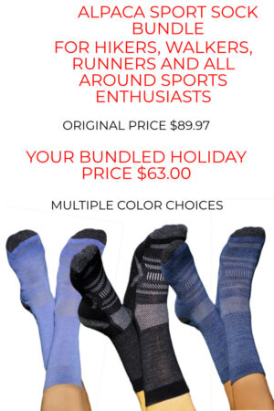 Save over 30% on our Alpaca Sports Crew Bundle