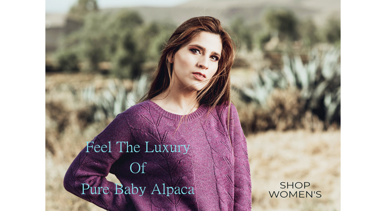 Shop Women's Pure Baby Alpaca Sweaters